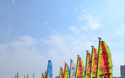 Zomer 2021 nog enkele vrije plaatsen voor zeilkampen CATAMARAN