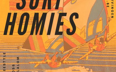"""GO"" nu zaterdag 31 juli: Surfhomies clubkampioenschap kite  – windsurf"